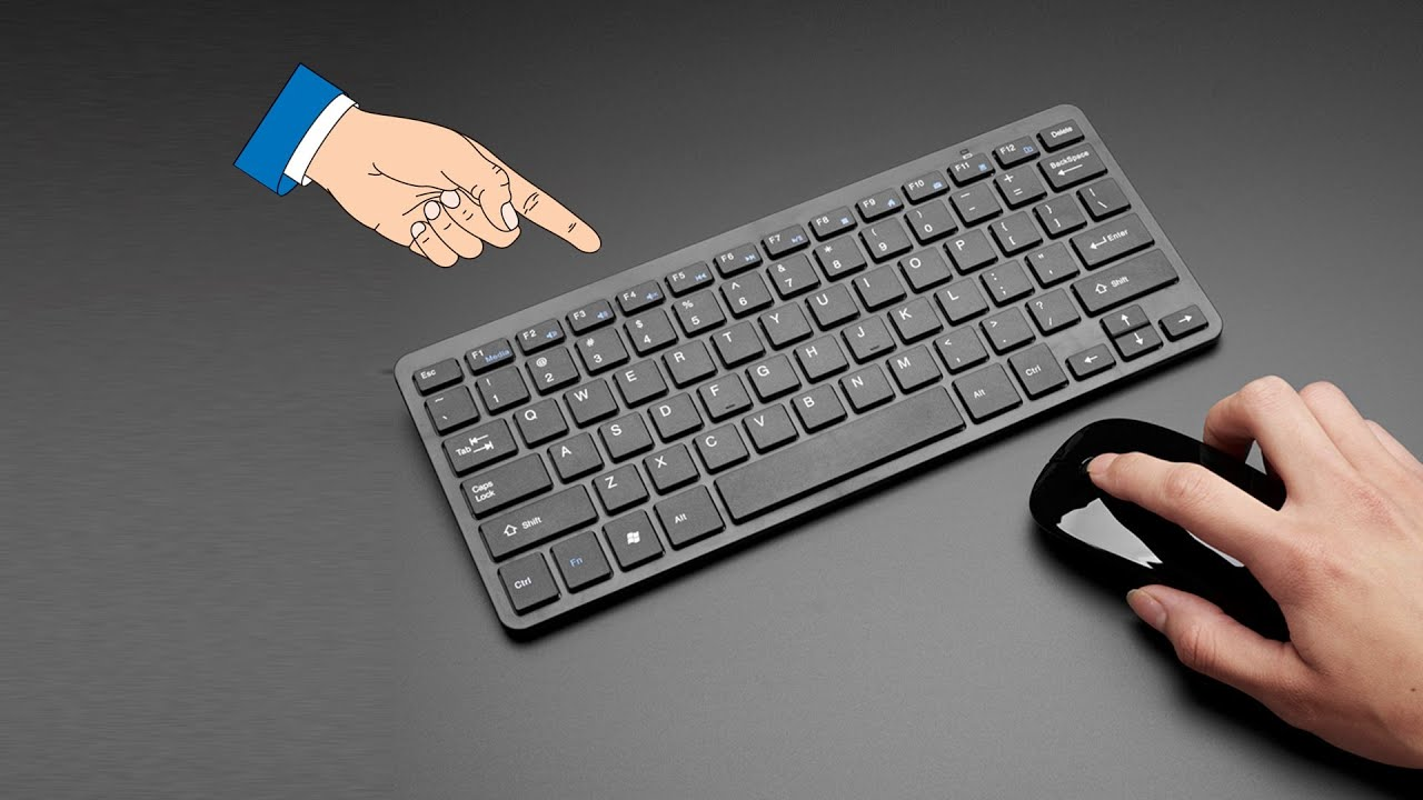 Tech Gadgets Mysteries – What is a Wireless Keyboard?