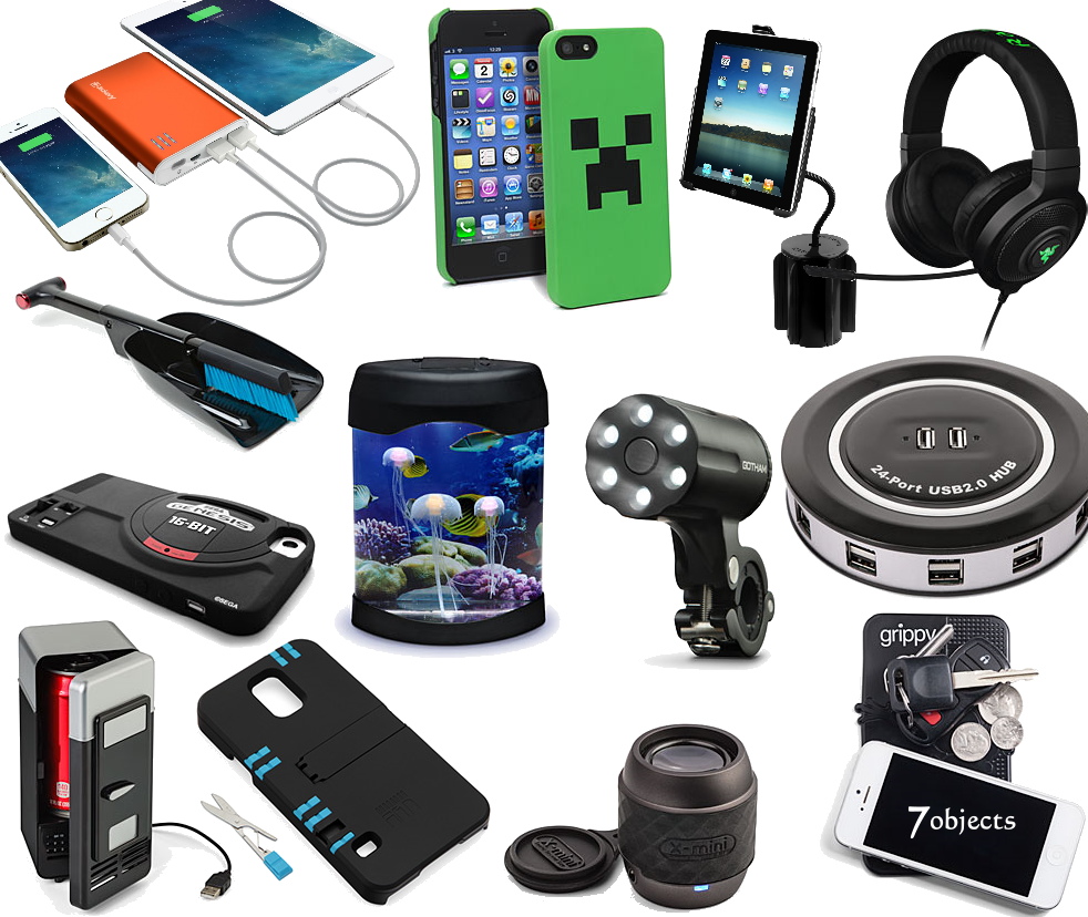 The Era of Electronic Gadgets