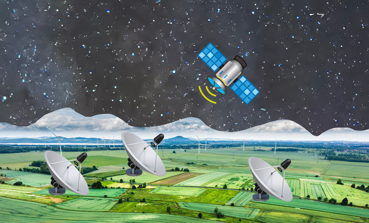 Finding a good pace With Satellite Internet